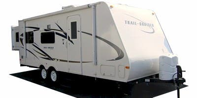 Find Specs for 2010 R-Vision - Trail-Cruiser <br>Floorplan: TC24RSC (Travel Trailer)