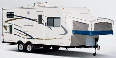 Find Specs for 2010 R-Vision Trail-Cruiser Travel Trailer RVs