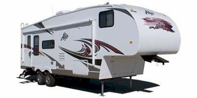 Find Specs for 2009 Skyline Aljo Aluma-Bond Fifth Wheel RVs