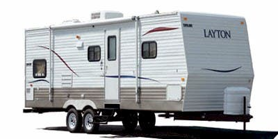 Find Specs for 2009 Skyline Layton Travel Trailer RVs