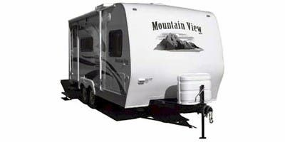 Find Specs for 2009 Skyline Mountain View Toy Hauler RVs