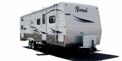 Find Specs for 2009 Skyline Nomad Travel Trailer RVs