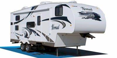 Find Specs for 2012 Skyline Nomad Ultra-Lite Fifth Wheel RVs