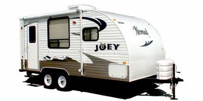 Find Specs for 2009 Skyline Nomad Joey Travel Trailer RVs