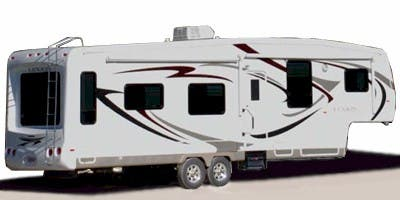 Find Specs for 2009 Starcraft Lexion Fifth Wheel RVs