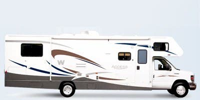 Find Specs for 2009 Winnebago Access Class C RVs