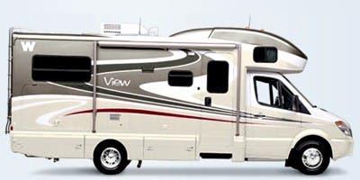 Find Specs for 2009 Winnebago View Class C RVs
