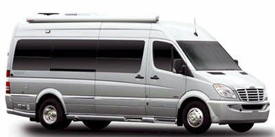 Find Specs for 2010 Airstream - Interstate <br>Floorplan: 3500 (Class B)