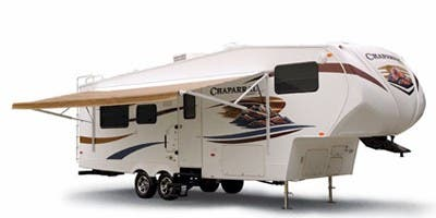 Find Specs for 2010 Coachmen Chaparral Lite Fifth Wheel RVs