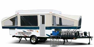Find Specs for 2010 Coachmen Clipper Classic Toy Hauler RVs