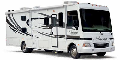 Find Specs for 2010 Coachmen Mirada Class A RVs