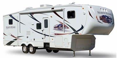 Find Specs for 2010 Coachmen North Ridge  Fifth Wheel RVs