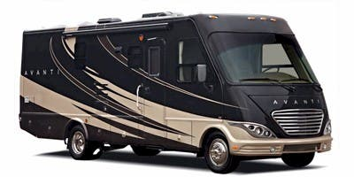 Find Specs for 2012 Thor Motor Coach Avanti Class A RVs