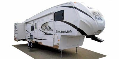Find Specs for 2012 Dutchmen Colorado Fifth Wheel RVs