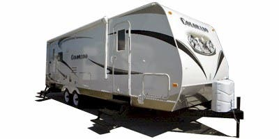 Find Specs for 2010 Dutchmen - Colorado <br>Floorplan: 27RL (Travel Trailer)