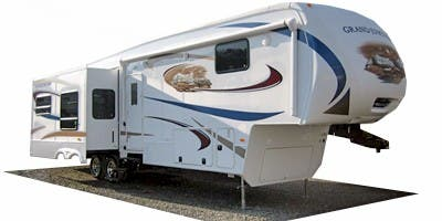 Find Specs for 2012 Dutchmen Grand Junction Fifth Wheel RVs