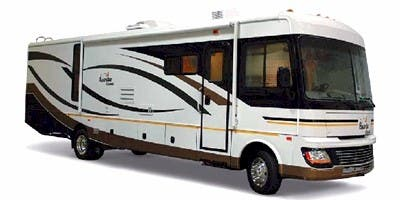 Find Specs for 2010 Fleetwood Bounder Classic Class A RVs