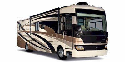 Find Specs for 2010 Fleetwood Bounder Diesel Class A RVs