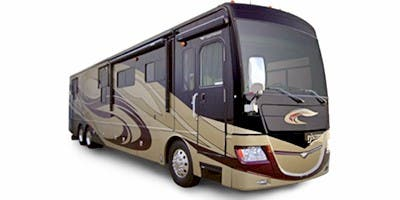 Find Specs for 2010 Fleetwood Discovery Class A RVs