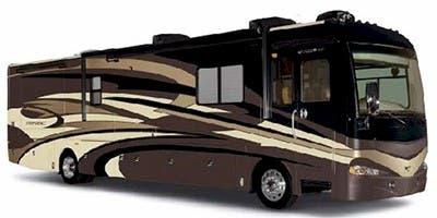 Find Specs for 2010 Fleetwood Providence Class A RVs