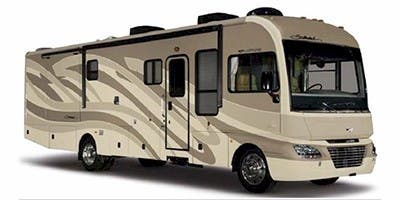 Find Specs for 2010 Fleetwood Southwind Class A RVs