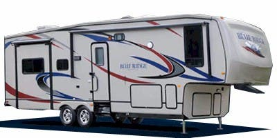 Find Specs for 2011 Forest River Blue Ridge Fifth Wheel RVs