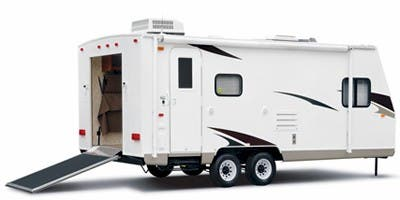 Find Specs for Forest River Cherokee Grey Wolf Toy Hauler RVs