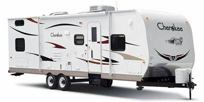 Find Specs for 2010 Forest River Cherokee Travel Trailer RVs