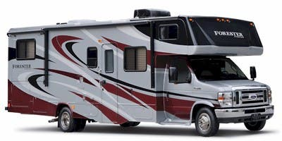 Find Specs for 2010 Forest River Forester Class C RVs