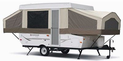 Find Specs for 2011 Forest River Rockwood Freedom Expandable Trailer RVs