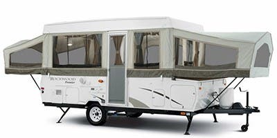 Find Specs for 2010 Forest River Rockwood Premier RVs
