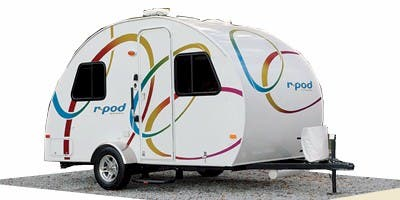 Find Specs for 2010 Forest River R-Pod Travel Trailer RVs