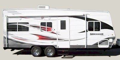 Find Specs for 2010 Forest River Shockwave Toy Hauler RVs