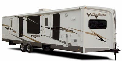 Find Specs for 2010 Forest River V-Cross Travel Trailer RVs