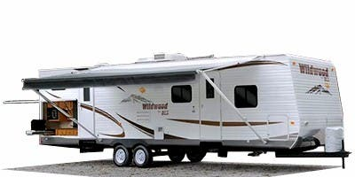 Find Specs for 2010 Forest River Wildcat Sterling Travel Trailer RVs
