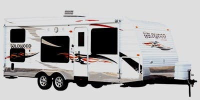 Find Specs for 2011 Forest River Wildwood Sport Toy Hauler RVs