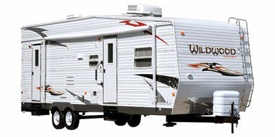 Find Specs for 2010 Forest River Wildwood Sport Toy Hauler RVs