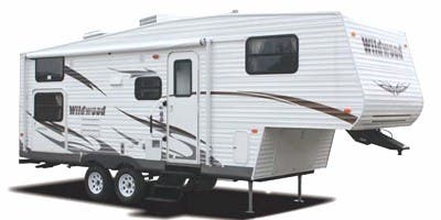 Find Specs for 2010 Forest River Wildwood Fifth Wheel RVs