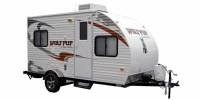 Find Specs for 2010 Forest River Wolf Pup Travel Trailer RVs