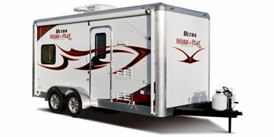 Find Specs for 2010 Forest River Work and Play Toy Hauler RVs