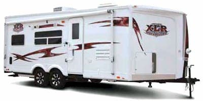 Find Specs for 2010 Forest River XLR Toy Hauler RVs