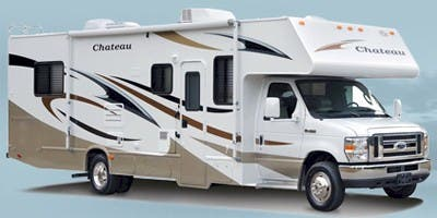 Find Specs for 2010 Four Winds International Chateau Class C RVs
