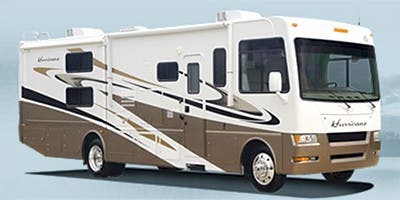 Find Specs for 2010 Four Winds International Hurricane Class A RVs