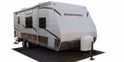 Find Specs for 2011 Gulf Stream - Kingsport <br>Floorplan: 260 BHS Rally (Travel Trailer)