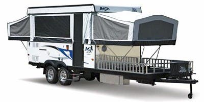 Find Specs for 2010 Jayco Baja Toy Hauler RVs