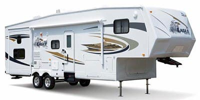 Find Specs for 2010 Jayco Eagle Super Lite Fifth Wheel RVs