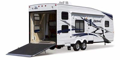 Find Specs for 2010 Jayco Octane ZX Toy Hauler RVs