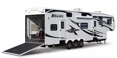 Find Specs for 2010 Jayco Recon ZX Toy Hauler RVs