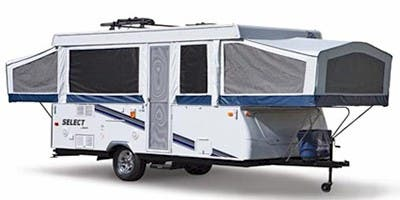 Find Specs for 2010 Jayco Select Expandable Trailer RVs