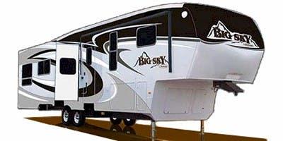 Find Specs for 2010 Keystone Big Sky Fifth Wheel RVs